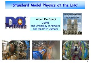 Standard Model Physics at the LHC
