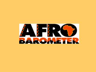 Afrobarometer,  Where is Africa Going?   And How Does Namibia Fit In?
