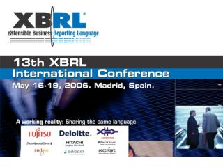 Institute of Management Accountants Support for XBRL