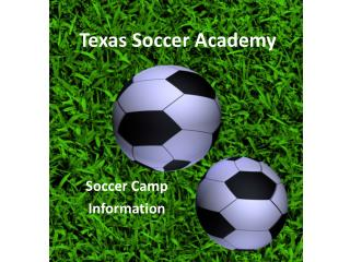 Texas Soccer Academy