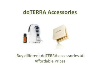 doTERRA Accessories