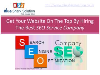 Get your website on the top by hiring the best SEO company