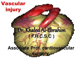 Vascular  injury