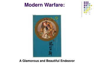 Modern Warfare: