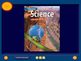 Chapter: The Nature of Science