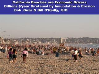 California Beaches & Harbors are Economic Drivers