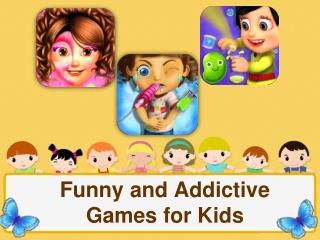 Funny and Addictive Games for Kids to Free Download