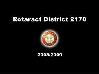 Rotaract District 2170