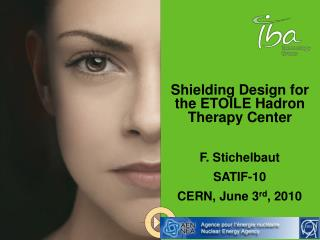 Shielding Design for the ETOILE Hadron Therapy Center