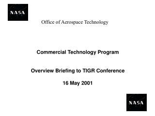 Office of Aerospace Technology