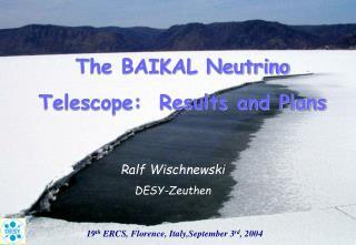 The BAIKAL Neutrino Telescope:  Results and Plans