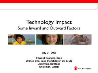 Technology Impact Some Inward and Outward Factors