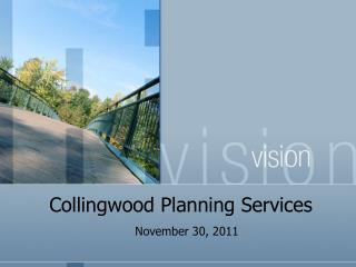 Collingwood Planning Services