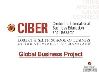 Global Business Project