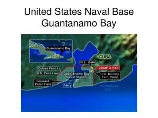 United States Naval Base Guantanamo Bay