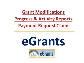 eGrants
