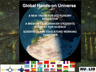 A NEW VISION FOR ASTRONOMY EDUCATION A MISSION TO REAWAKEN STUDENTS INTEREST FOR SCIENCE