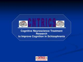 Cognitive Neuroscience Treatment Research  to Improve Cognition in Schizophrenia