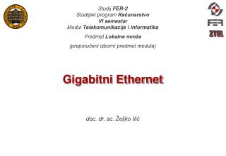 Gigabitni Ethernet