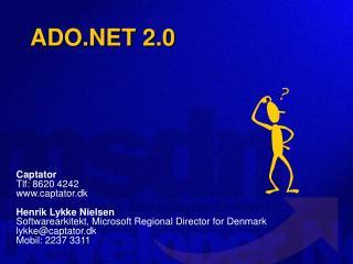 ADO.NET 2.0