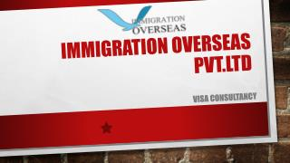 Arranging effective migration-immigration overseas