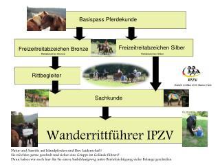 Wanderrittführer IPZV