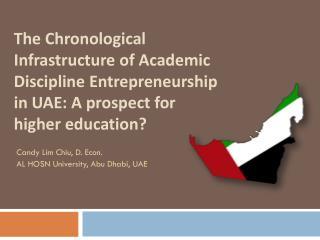 Candy Lim Chiu, D. Econ. AL HOSN University, Abu Dhabi, UAE