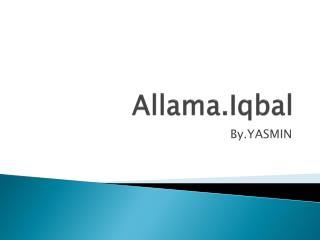 Allama.Iqbal