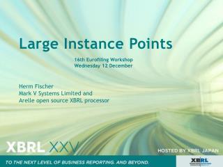Large Instance Points