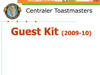 Centraler Toastmasters