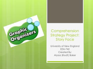 Comprehension Strategy Project: Story Face