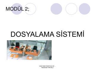 MODÜL 2;