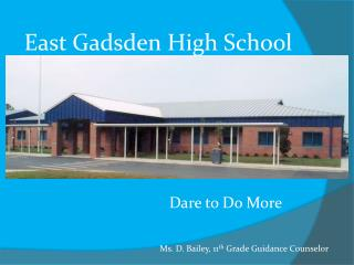 East Gadsden High School