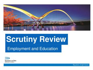 Scrutiny Review