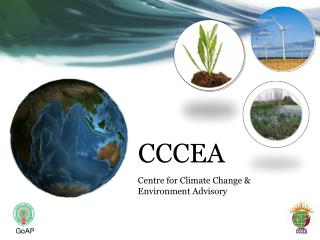 Centre for Climate Change & Environment Advisory