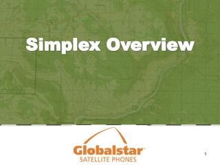 Simplex Overview