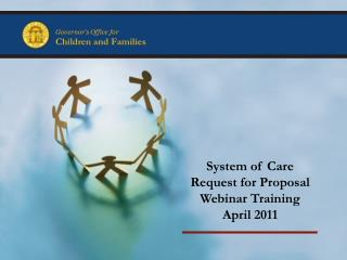 System of Care  Request for Proposal Webinar Training April 2011