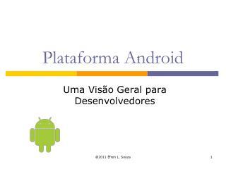 Plataforma Android