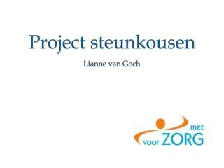 Project steunkousen