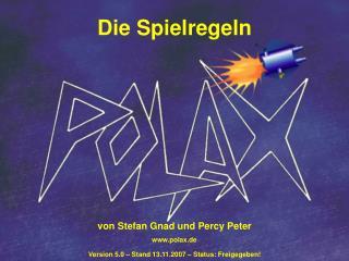 von Stefan Gnad und Percy Peter polax.de
