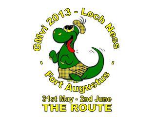 GMvi 2013 - Loch Ness -   Fort Augustus   -