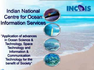 Indian National Centre for Ocean Information Services