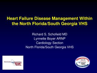 Heart Failure Disease Management Within the North Florida