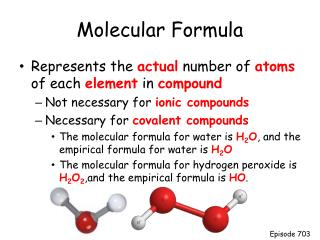 how to find empirical formula with 2 compounds