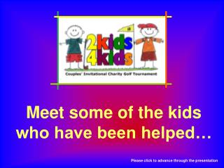 Meet some of the kids 2.ppt