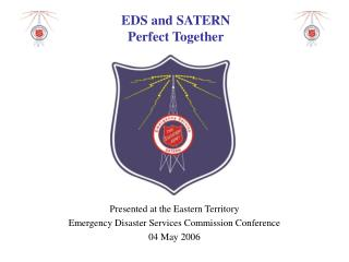 EDS and SATERN Perfect Together