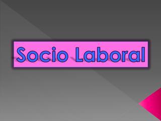 Socio Laboral