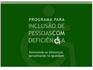 14,5 da popula  o brasileira possui algum tipo de defici ncia
