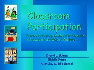 Classroom Participation