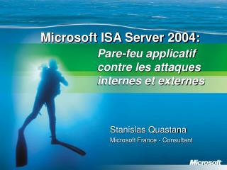 Microsoft ISA Server 2004: